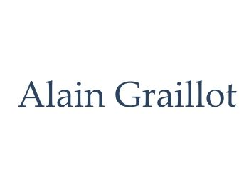 Alain Graillot Default Text Logo
