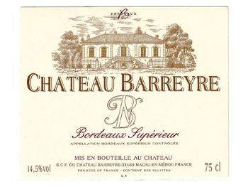 Chateau-Barreyre Logo