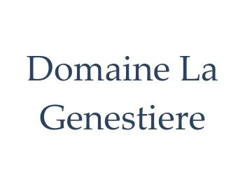 Doamine La Genestiere Default Text Logo