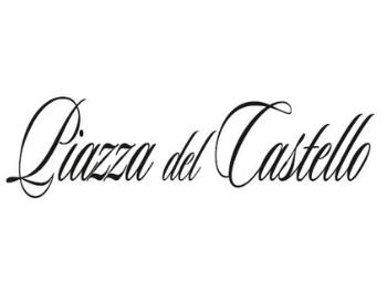 Piazza del Castello Logo
