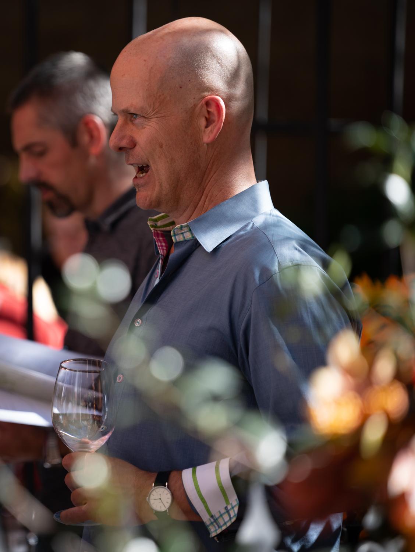 Vinmarket – Eric talking